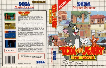 Tom and Jerry : The Movie | Video Games | Version Pal