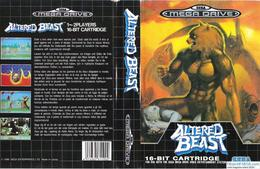 Altered Beast | Video Games | Version Pal