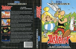 Astérix And The Great Rescue | Video Games | Version Pal