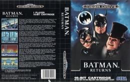 Batman Returns | Video Games | Version Pal