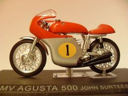 MV Agusta 500 | Model Motorcycles