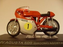 MV Agusta 500 1967 | Model Motorcycles