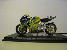 Suzuki GSX-R 750 | Model Motorcycles