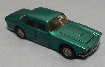 Maserati Quattroporte | Model Cars