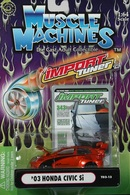 Muscle machines tuners honda civic si model cars 30f0c94c 75f3 472a 8d2b 620ae751cf6d medium