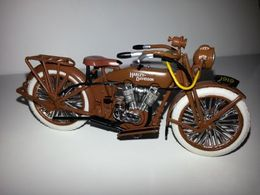 Harley Davidson Model 19 FUS Army | Model Motorcycles