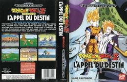 Dragon Ball Z : L'appel du Destin | Video Games | Version Française