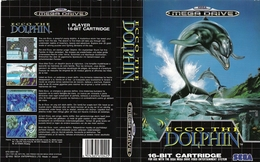 Ecco The Dolphin | Video Games | Version Pal