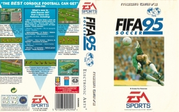 FIFA Soccer 95 | Video Games | Version Pal