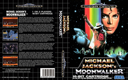 Michael Jackson's Moonwalker | Video Games | Version Pal
