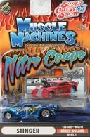Muscle machines nitro coupes stinger model cars 8379ffb8 b26f 49f5 a9f3 66f9e338e0bd medium