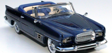 1956 Dual-Ghia  | Model Cars