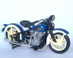 1936 Harley-Davidson EL 1200 Knucklehead   Model Motorcycles