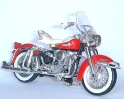 1962 Harley-Davidson FLH 1200 Duo Glide | Model Motorcycles