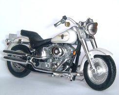 2000 Harley-Davidson FLSTF 1340 Fat Boy   Model Motorcycles