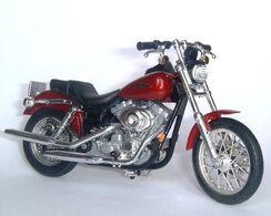 2000 Harley-Davidson FXD 1450 Dyna Super Glide   Model Motorcycles