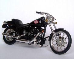 2002 Harley-Davidson FXSTB 1450 Night Train   Model Motorcycles