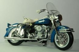Harley-Davidson FLH Duo Glide | Model Motorcycles