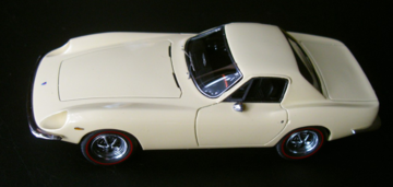 1966 Griffith Series 600 Founders Edition  | Model Cars