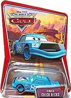 Mattel disney %252f pixar cars%252c mainline singles dinoco chick hicks model racing cars 24dcad8c 35fa 42c4 bf0e 5043335be038 medium