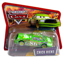 Mattel disney %252f pixar cars%252c lane mates%252c short card singles chick hicks model racing cars 2f9ef93d 95ab 448d aae5 f4365d2b6f82 medium