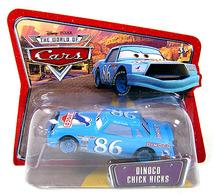 Mattel disney %252f pixar cars%252c lane mates%252c short card singles dinoco chick hicks model racing cars 3c1fef69 1435 47e1 a247 0a4f02bb4f34 medium