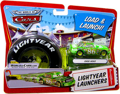 Mattel disney %252f pixar cars%252c lightyear launchers chick hicks model racing cars 174d610b 94bf 47f0 9988 b1c729891fec medium