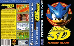 Sonic 3D : Flickie's Island | Video Games | Version Pal