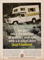 You get twice the traction of ordinary pick ups with a  4 wheel drive %2527jeep%2527 gladiator. print ads 6fbc066e c760 4e33 9962 ada308d9e826 medium