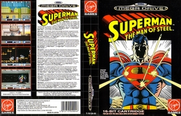 Superman : The Man of Steel | Video Games | Version Pal