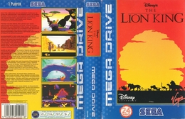 The Lion King | Video Games | Version Pal