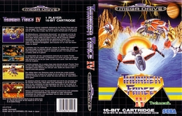 Thunder Force IV | Video Games | Version Pal