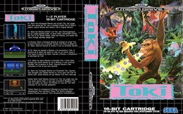 Toki : Going Ape Spit | Video Games | Version Pal