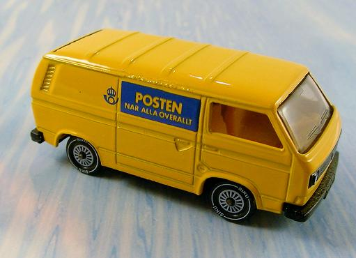 volkswagen t3 transporter model trucks hobbydb. Black Bedroom Furniture Sets. Home Design Ideas