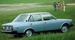 Fiat 131 | Cars | Fiat 131 Mirafiori