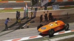 Porsche (787) 1,5 Liter    Model Racing Cars