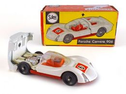 Porsche Carrera 906 | Model Racing Cars