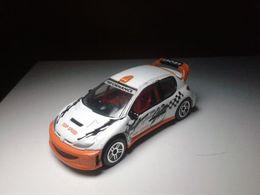Peugeot 206 WRC   Model Racing Cars