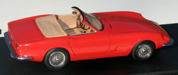 1967 Intermeccanica Italia  | Model Cars