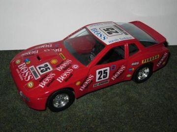 Porsche 924 Carrera GT | Model Racing Cars