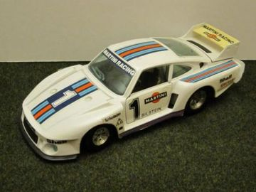 Porsche 935 TT Martini   Model Racing Cars