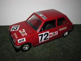 Bburago 1%253a24 super collection renault 5 tl rally model racing cars dd90cb6d 9573 4500 af38 f825673469f2 medium