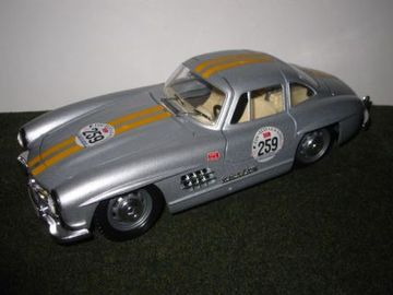 Mercedes benz 300 sl mille miglia model racing cars hobbydb mercedes benz 300 sl mille miglia model racing cars sciox Image collections