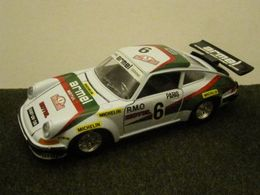 Porsche 911 S Rally | Model Racing Cars