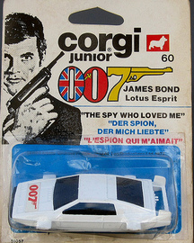 James Bond Lotus Esprit | Model Cars