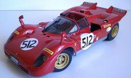 Ferrari 512 S   Model Racing Cars