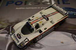 Porsche 962C  | Model Racing Cars