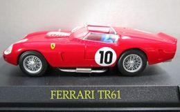 Fabbri ferrari collection ferrari 250 tr61 model racing cars 64eca027 024d 492b 9696 2313a532261c medium