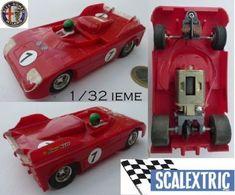 Alfa Romeo TT   Slot Cars