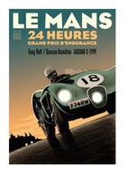 Le Mans 24 Heures Gran Prix D'endurance   Posters & Prints